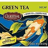 Celestial Seasonings Decaf Green Tea, 40 Count (Pack of 6)