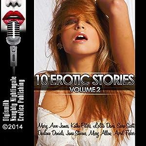 10 Erotic Stories, Volume 2 Audiobook