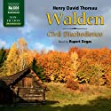 Thoreau: Walden / Civil Disobedience (Unabridged) (       UNABRIDGED) by Henry David Thoreau Narrated by Rupert Degas