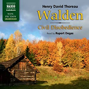 Thoreau: Walden / Civil Disobedience Audiobook