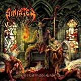 The Carnage Ending (Ltd. Digipak)
