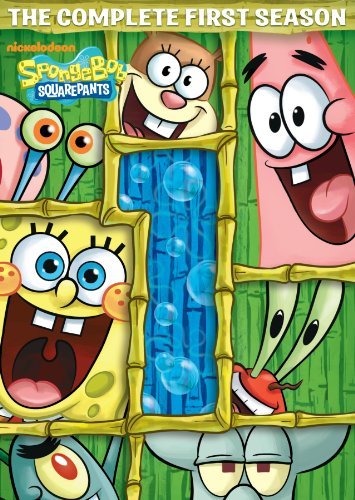 SpongeBob SquarePants - The Complete 1st Season (Spongebob Dvd Season compare prices)