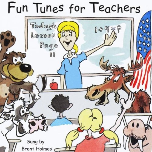 Brent Holmes-Fun Tunes For Teachers-CD-FLAC-2003-0MNi Download
