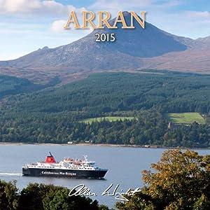 2015 Arran - Scotland Calendar