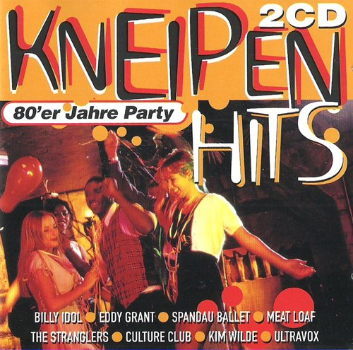 Pop Hits (Compilation Cd, 30 Tracks) front-220473