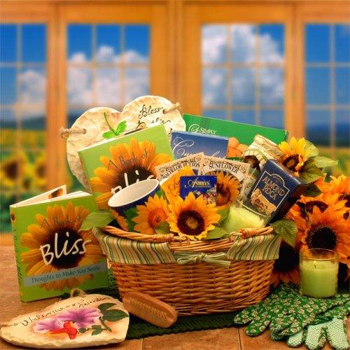 Basket Of Bliss Gardener Lovers Gift Basket