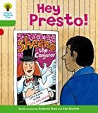 Hey Presto!. Roderick Hunt, Thelma Page (Ort Patterned Stories)