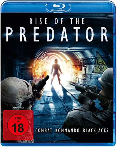 Rise of the Predator [Blu-ray]