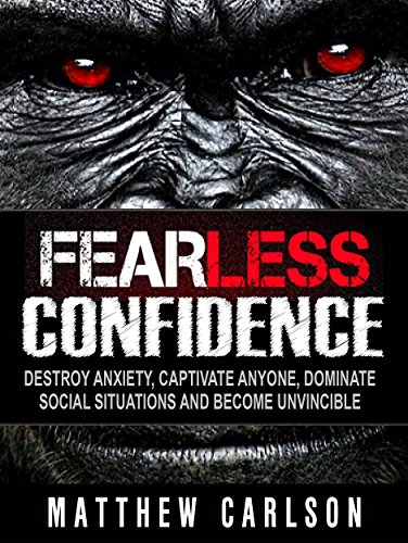 Fearless Confidence by Matthew Carlson ebook deal