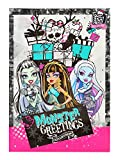 Monster High - Calendario de adviento (Undercover MHCP8020)