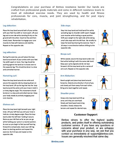 Resistance Bands For All Workout Dvd's, Save When Buying 2