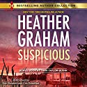 Suspicious: The Sheriff of Shelter Valley (       UNABRIDGED) by Heather Graham, Tara Taylor Quinn Narrated by Erin Bennett, Cris Dukehart