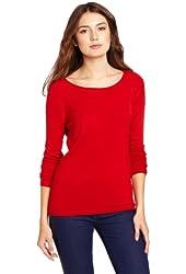 D.E.P.T. Women's Open Back Pullover Sweater