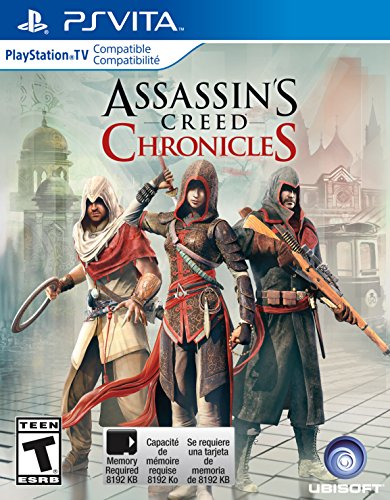 Assassin's Creed Chronicles - PlayStation Vita (Vita Assassins Creed Console compare prices)