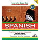 Learn in Your Car Spanish: The Complete Language Course [With Guidebook and CD Carrying Case and DVD] (Spanish Edition) ~ Henry N. Raymond And...