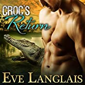 Croc's Return: Bitten Point Series # 1 | Eve Langlais