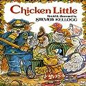 Chicken Little Audiobook by Steven Kellog Narrated by Helen Hunt, Hank Azaria