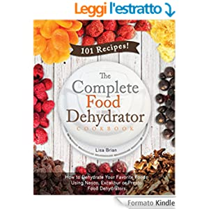 Presto Food Dehydrator Recipes