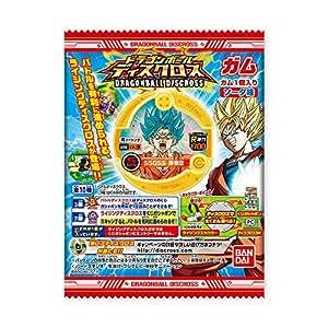 ドラゴンボール ディスクロス ガム 20個入 食玩・ガム(ドラゴンボール)