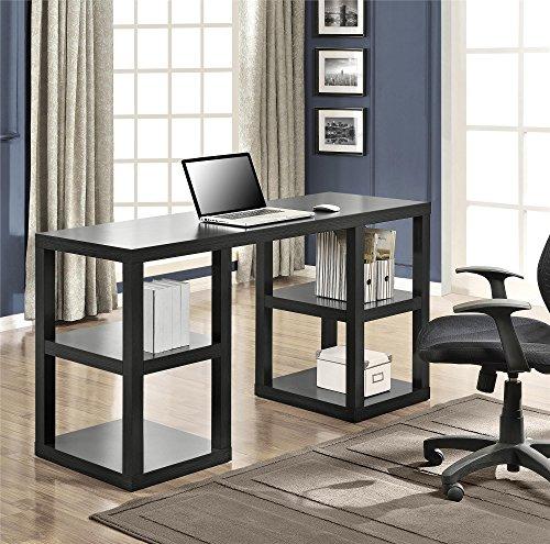 altra-parsons-deluxe-desk-black-oak