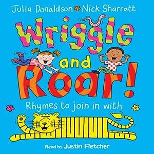 Wriggle and Roar Audiobook