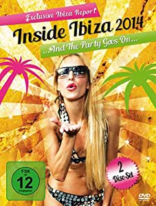 Inside Ibiza 2014 - The Party Goes On (DVD+CD)