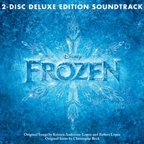 Frozen (Deluxe) [Deluxe Edition, Import]