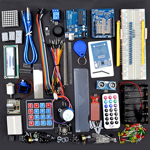 Rfid master starter kit for arduino kuman update uno r