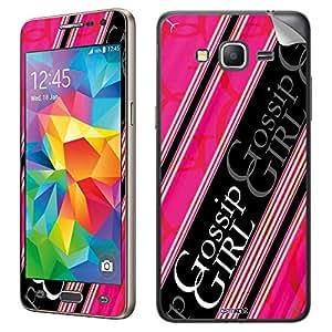 GsmKart SGGP Mobile Skin for Samsung Galaxy Grand Prime (Pink, Galaxy Grand Prime-819)