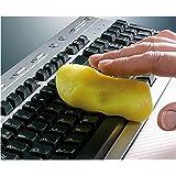 Outop Super Clean Aspirateur Cyber Clean Clavier Ordinateur Nettoyage Antibactérien - Couleur Aléatoire