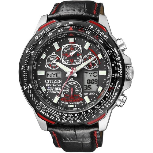 Citizen Red Arrows Skyhawk A-T Eco Drive Pilot Men's Watch
