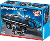 PLAYMOBIL 5564 - SEK-Einsatztruck mit Licht und Sound