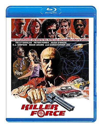 Killer Force (1975) aka The Diamond Mercenaries [Blu-ray]