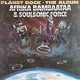 Afrika Bambaataa Planet Rock: The Album [VINYL]