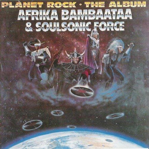Afrika Bambaataa - Planet Rock: The Album (180 Gram Vinyl) - Zortam Music