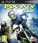 MX vs ATV: Alive 2011 (PS3) [Importac...