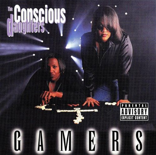 The Conscious Daughters-Gamers-CD-FLAC-1996-Mrflac Download