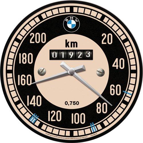 nostalgic-art-51080-wanduhr-bmw-tachometer-31-cm