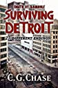 Death By Zombies: Surviving Detroit (A Branching Plot Novel)