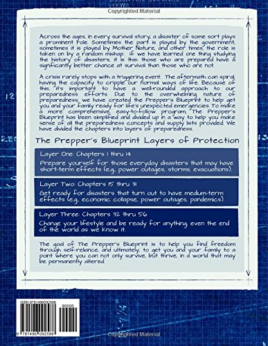 libro the preppers blueprint the stepbystep guide to