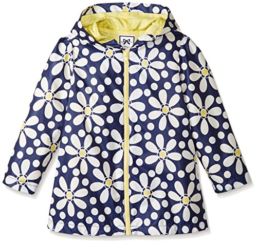 Gymboree Girls' Daisy Print Raincoat