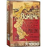 Eurographics La Boheme (Puccini) by Adolfo Hohenstein Puzzle (1000 Pieces)
