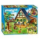Playmobil - 4207 - La Vie à la ferme - Famille / Animaux / Maison