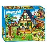 """PLAYMOBIL� 4207 - Forsthaus mit Tierpflegestationvon """"PLAYMOBIL"""""""