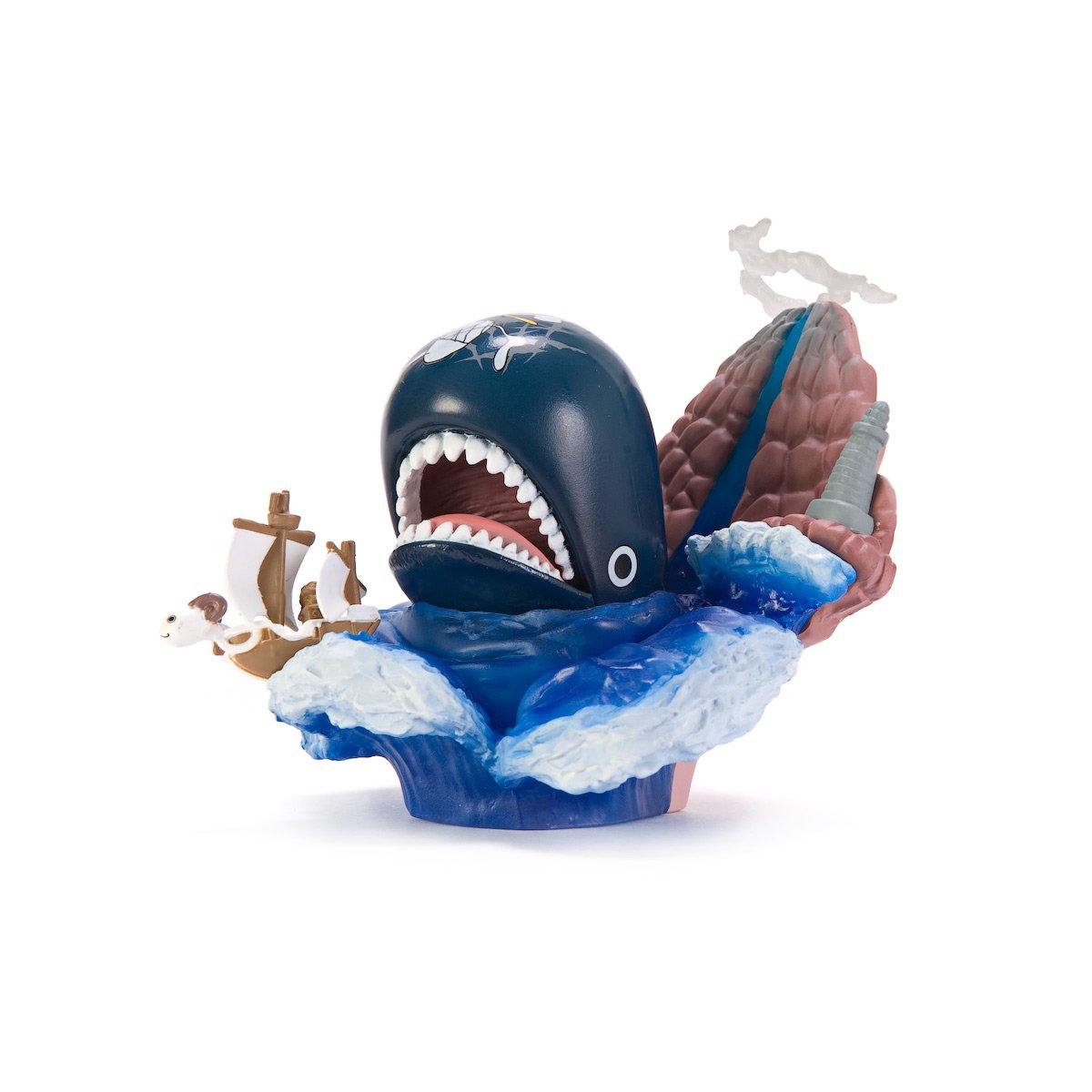 [日现] 海贼王 海洋 动物s 拉布 黄金梅丽号 pvc 手办