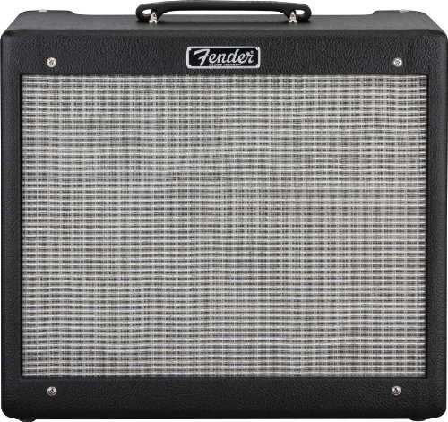 Fender Blues Junior Iii 15-Watt 12-Inch Guitar Combo Amp - Black