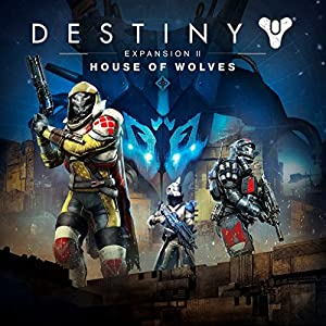 Destiny Expansion II: House of Wolves - PS3 [Digital Code] from ACTIVISION INC.