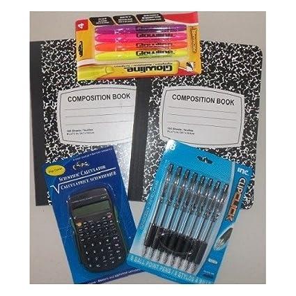Back to School Bundle 5 Items