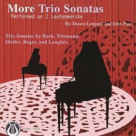 6 Trios For Organ: Gigue
