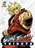 img - for Street Fighter Tribute book / textbook / text book